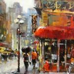 6917957-city-street-rain-painting